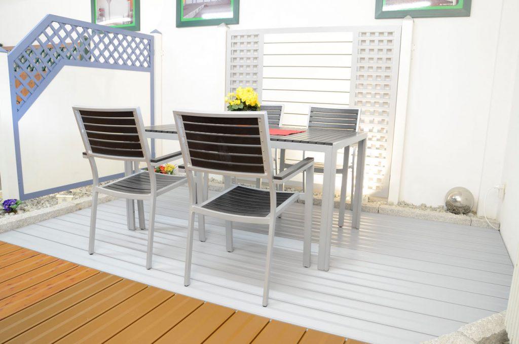 balkonboden wpc boden balkon terrasse leeb reinigen beton. Black Bedroom Furniture Sets. Home Design Ideas