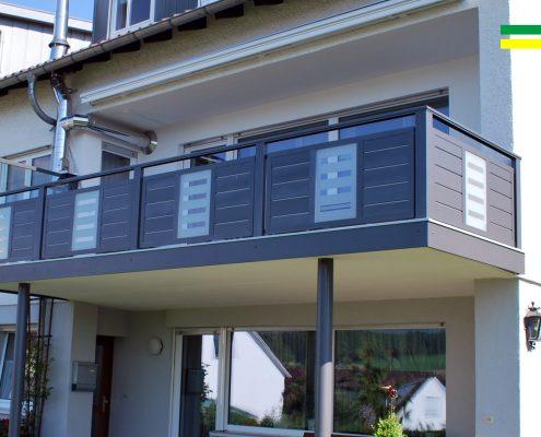 balkongel nder alu ab 124 kaupp balkone. Black Bedroom Furniture Sets. Home Design Ideas