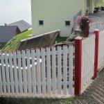 Alu Sichtschutzzaun Fontanella